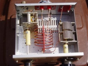 Levy antenna covering with 14 to 28 MHz
