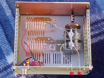 Tuners antenne 7 MHz with only one CV