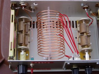Antenna tuner T 3,5 a 30 MHz