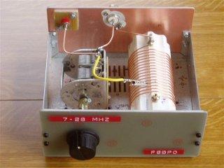 Antenna tuner longwire de 7 a 30 MHz