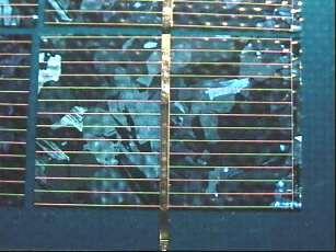 surface panneau photovoltaique